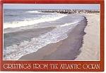 Beautiful Atlantic Ocean Postcard