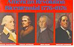 American Revolution Bicentennial Postcard