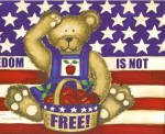 Freeddom Is Not Free