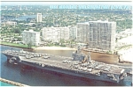 Uss George Washington Cvn-73 Postcard