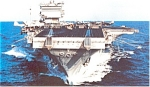 Uss Enterprise Cvn-65 Postcard