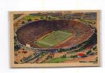 Rose Bowl 1939 Postcard