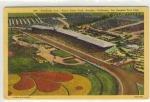 Santa Anita Park Arcadia Ca Postcard