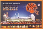 Riverfront Stadium Home Of The Bengals