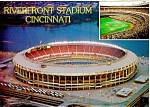 Riverfront Stadium, Home Of The Reds