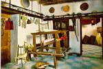 Weaving Loom In Crete