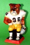 Bulldog Footballer Limited Ed. Kevin Francis Toby Jug