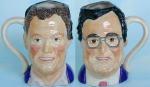 Kevin Francis Dble Side Ed Pascoe, Charlie Dombeck Mug