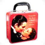 Gone With The Wind Rhett And Scarlett Lunch Box