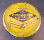 Woolworth Household Nail Assortment 10 Oz.tin - Vintage
