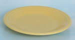 Fiesta Ware Sunflower Salad Plate