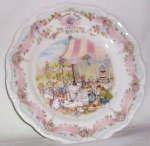 Brambly Hedge Wedding Plate
