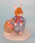 Brambly Hedge Wilfred Toadflax Royal Doulton