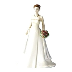 My Special Day, Royal Doulton Figurine Hn 5036