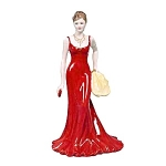 Midnight Premiere - Royal Doulton Pretty Lady Hn 4765