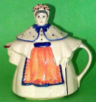 Shawnee Granny Ann Teapot