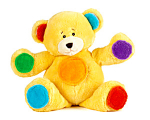 Ganz Peek-a-boo 123 Plush Musicalteddy Bear