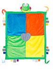 Fadoozles Froggy Blanket 33 Inches