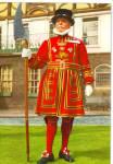 Yeoman Warder, Tower Of London