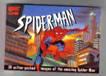 Spider-man Book Of 30 Postcards