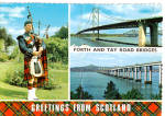 Forth And Tay Road Bridges