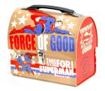Superman Dome Top Lunchbox
