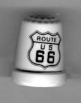 Route U S 66 Thimble