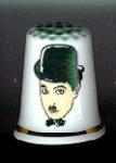 Charlie Chaplin Thimble