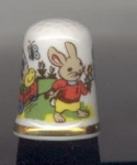 Easter 1981 Thimble-caverswall