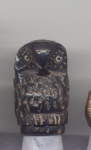 Owl Thimble - Horn And Ivory