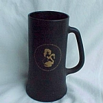 Playboy Club Advertising Glass Beer Stein