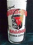Bucket Of Blood Saloon Casino Bar Glass