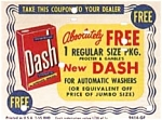 Dash Laundry Detergent Dealer Coupon- 1955