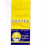 Colorful Coffee 1 Pound Bag