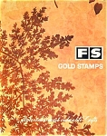 Family Stamps Gift Catalog- 1968