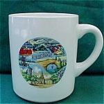 Michigan Souvenir Coffee Cup