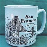 San Francisco Souvenir Cup