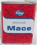 Kroger Mace Spice Tin