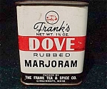 Franks Dove Spice Tin