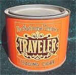 Traveler Tobacco Tin