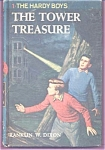 Hardy Boys Character Book 1959 Grossett Dunlap Pub