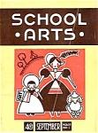 School Arts Magazine For Teachers Halloween Projects