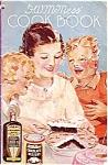 Vintage Mcness Advertising Cookbook