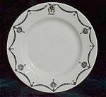 Shriner Akdar Temple Scammell Restaurant Ware Plate