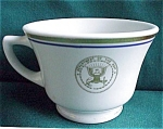 Dept Of Navy Military Restaurant Ware Cup