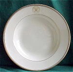 Dept Of Navy Restaurant Ware Soup Bowl