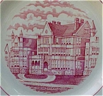 Cleveland Hospital 1948 Walker China Nursing School Plate
