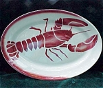 Jackson China Lobster Tropical Restaurant Ware Platter