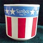 Sambo's Pancake House Restaurant Ware Cup