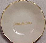 Delta Airlines Restaurant Ware Butter Pat Mayer China